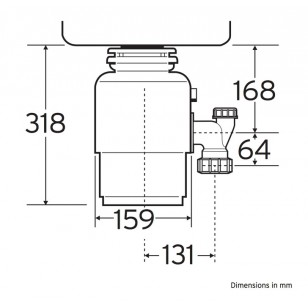 In-Sink-Erator Model 46