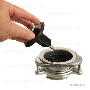 Лопатка-толкатель для измельчителей