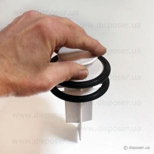 Лопатка-заглушка для измельчителей